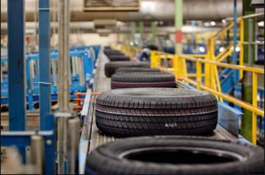 Major Tire Manufacturer Selects